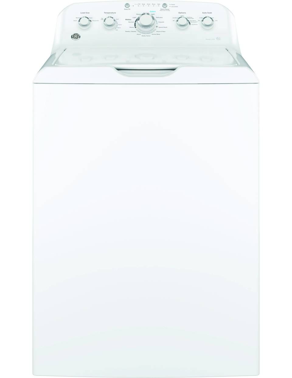 The best top load washer on the market - Ge 4 2 Cu Ft High Efficiency Top Load Washer White