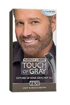 Just For Men® Touch Of Gray Mustache And Beard : Target
