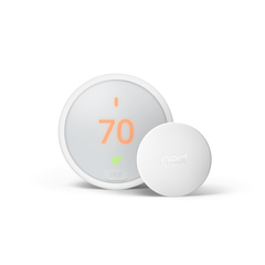 Nest Temperature Sensor works with the Nest Thermostat E