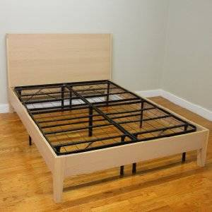 platform metal bed frame assembly instructions step 5