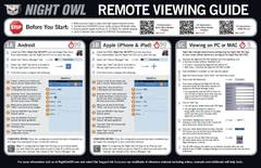 View Remote Viewing Quick Setup Guide PDF