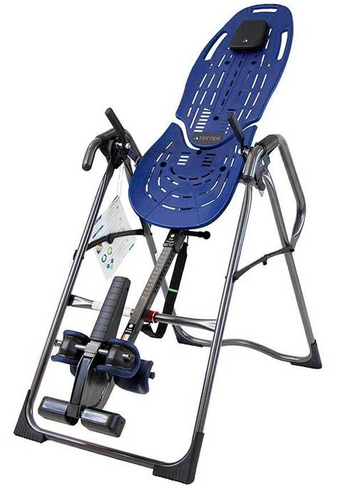 Teeter EP 960™ Inversion Table With Back Pain Relief DVD