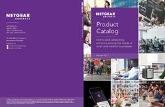 View NETGEAR Business Product Catalog 2018 PDF