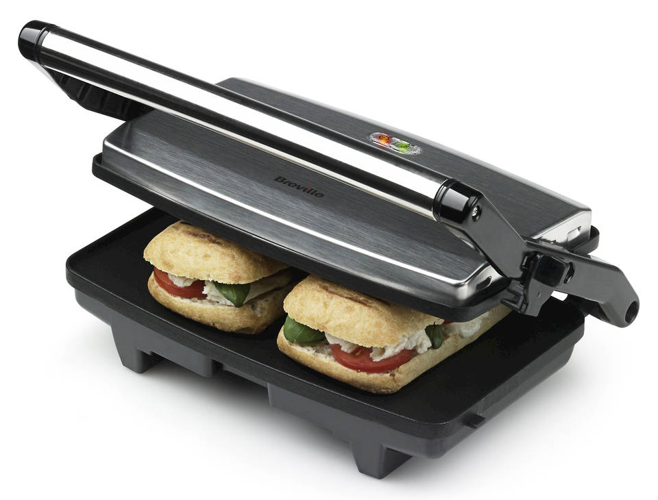 breville vst049 caf style sandwich press