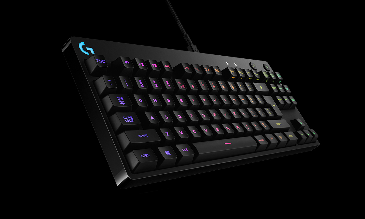 Logitech G Pro Mechanical Gaming Keyboard | Dell USA
