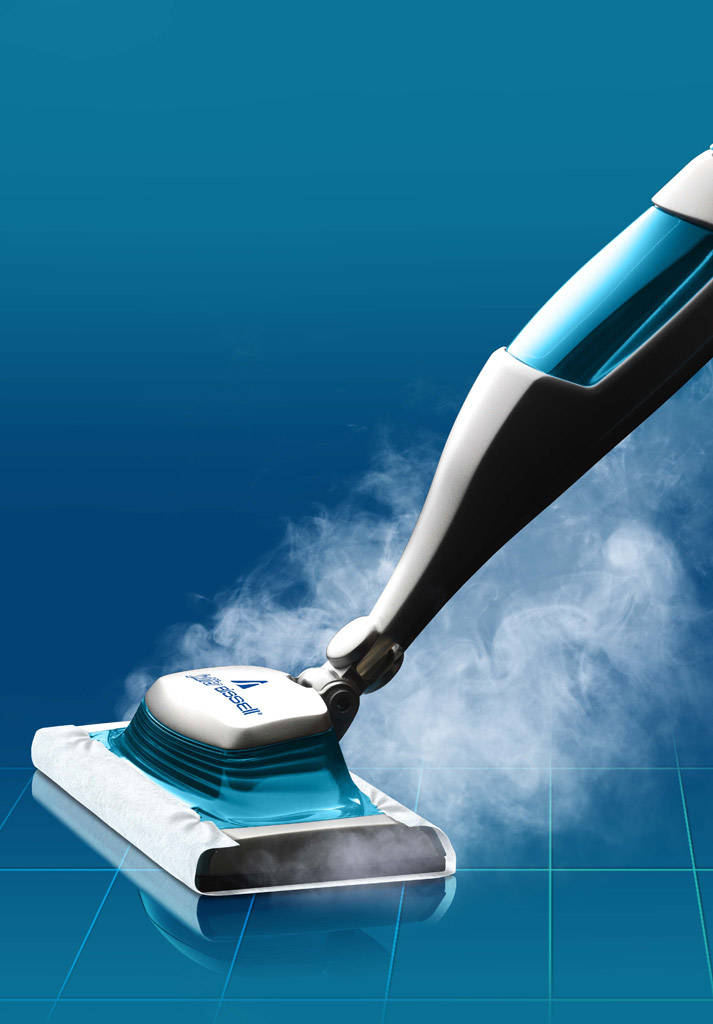 Swiffer Steamboost Powered By Bissell Steam Mop Starter