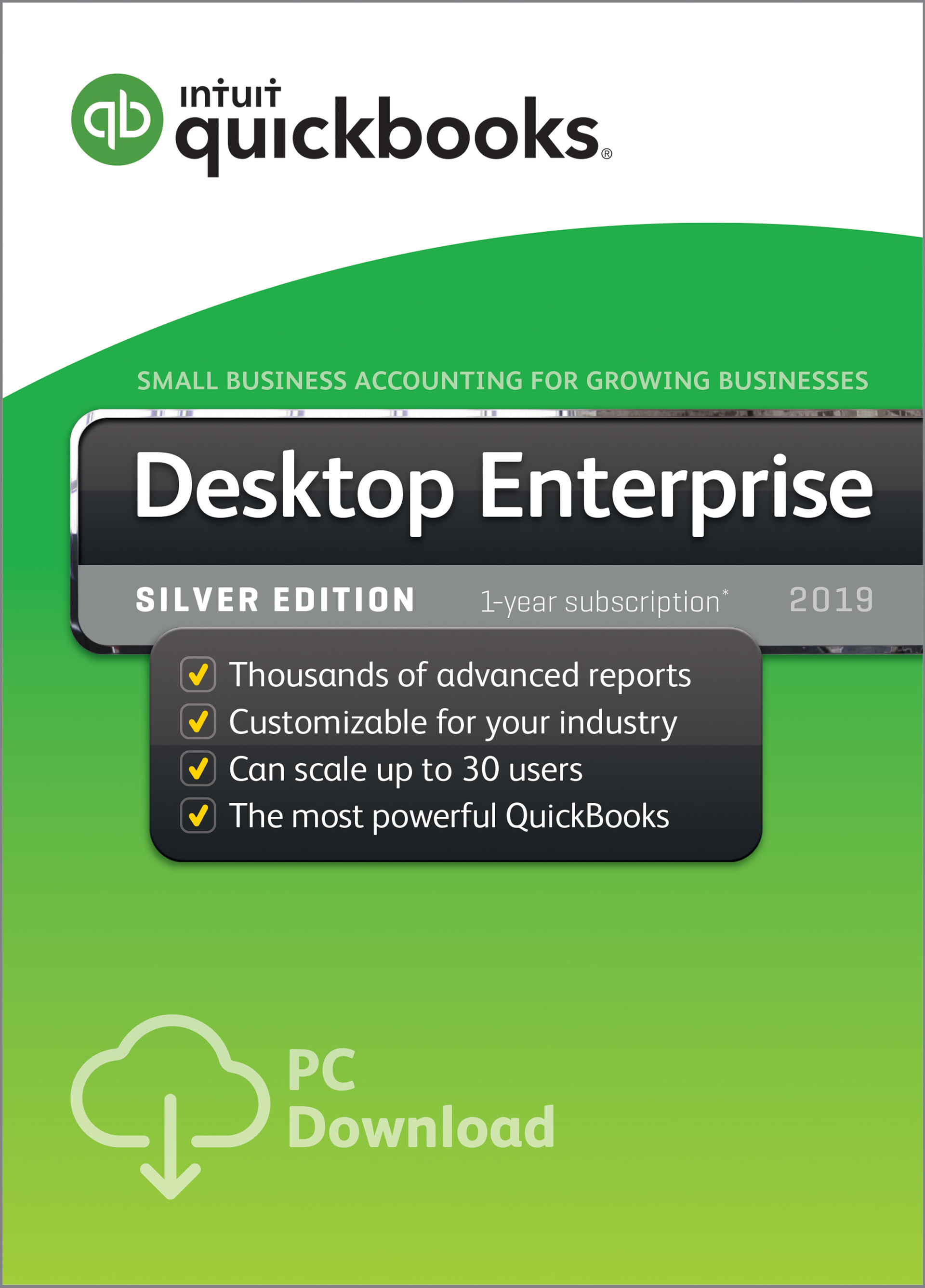 QuickBooks Desktop Enterprise 2019 gives you the tools and confidence to  grow your business.