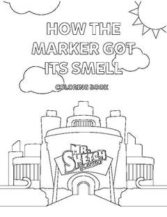 View Official Mr. Sketch Coloring Book PDF
