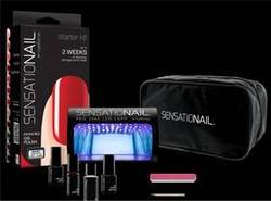 What makes SensatioNail different from ordinary nail polish?