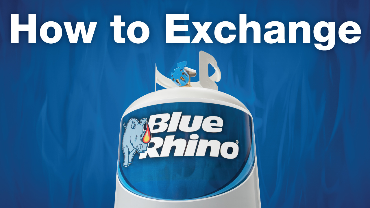 Blue Rhino 15-lb Pre-Filled Propane Tank Exchange at Lowes com