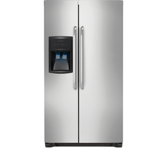 25.6 Cu. Ft. Side-by-Side Refrigerator