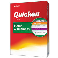 Quicken® Home & Business Personal Finance Software