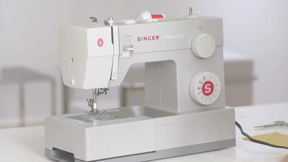 Singer Heavy Duty 40 Sewing Machine With 40 Builtin Stitches Gorgeous Singer Sewing Machine Heavy Duty