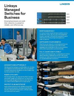 View Managed Switches for Business PDF