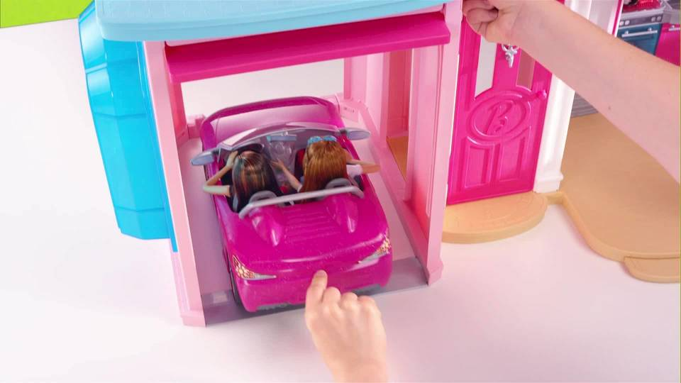 Barbie DreamHouse Playset With 70+ Accessory Pieces   Walmart.com
