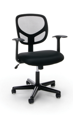 Swivel Mesh Back Task Chair With Arms (ESS 3001), Swivel Mesh Back Armless Task  Chair (ESS 3000), Swivel Mesh Back Armless Task Chair (ESS 3020) ...