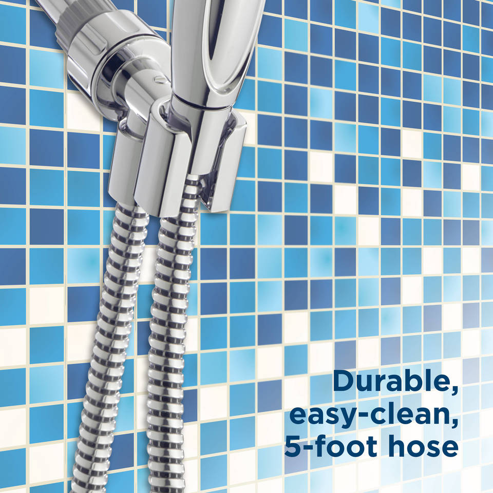 Waterpik® Elite™ Twin Turbo™ Handheld Showerhead - Bed Bath & Beyond