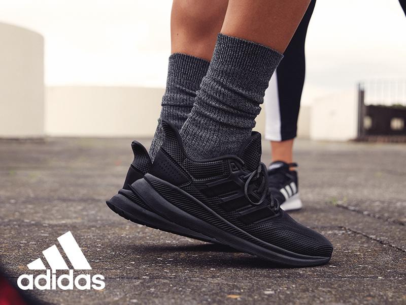 Disponible virtual Maestría  adidas Runfalcon Men's Sneakers