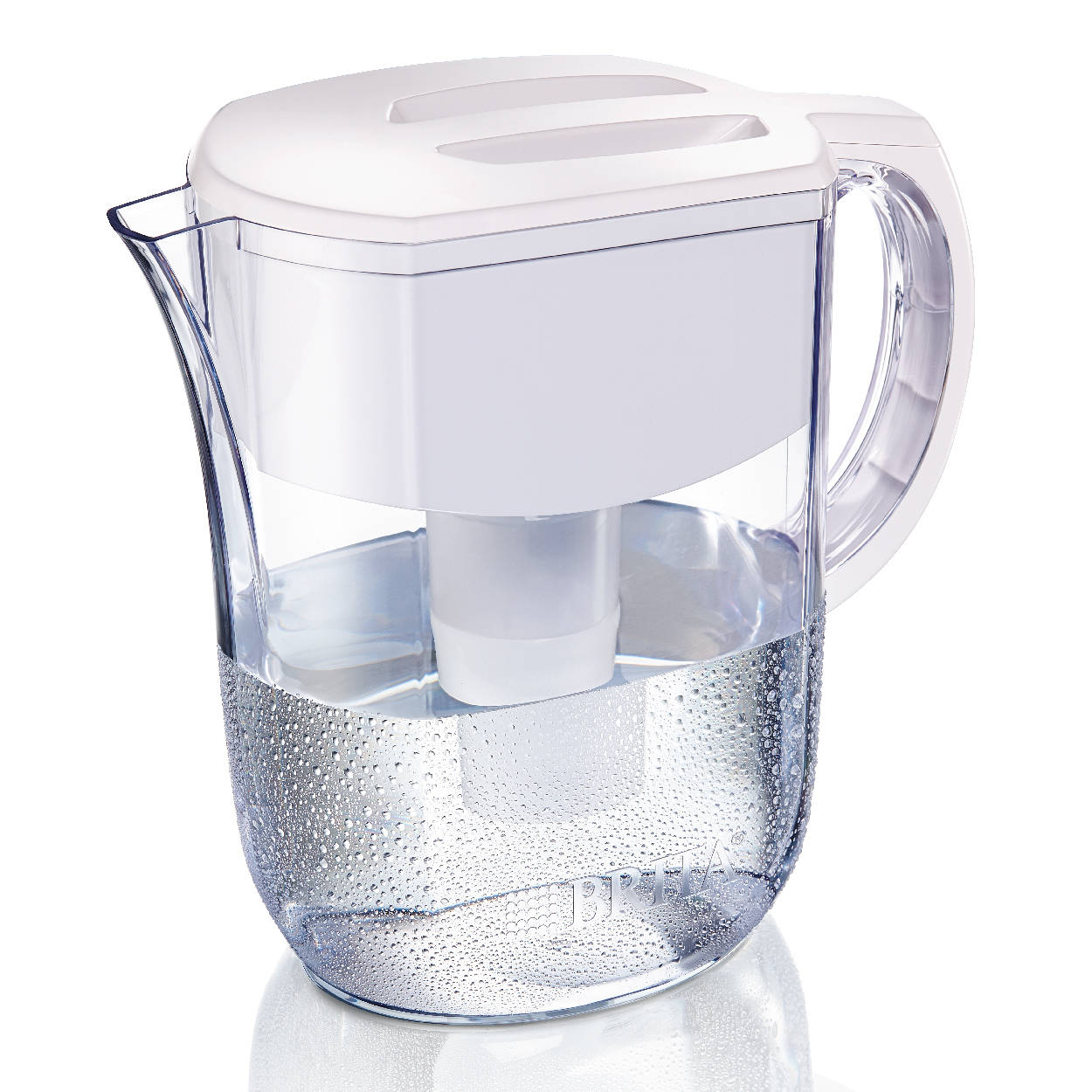 brita classic water filter jug instructions