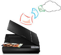 Scan to cloud with Document Capture software included