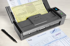 ScanMate i940 with documents
