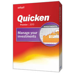 Quicken® Premier: Manage your investments and grow your wealth