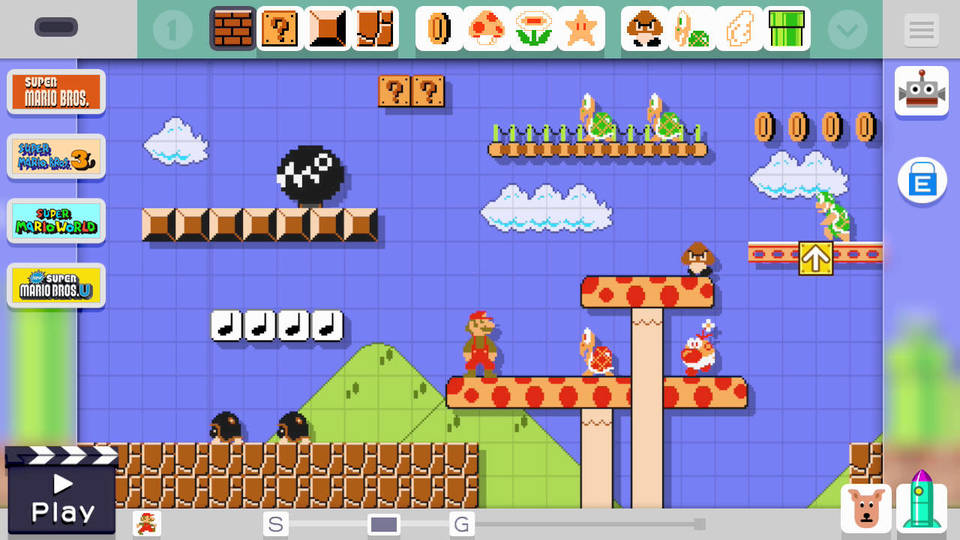 Image result for Super mario game features