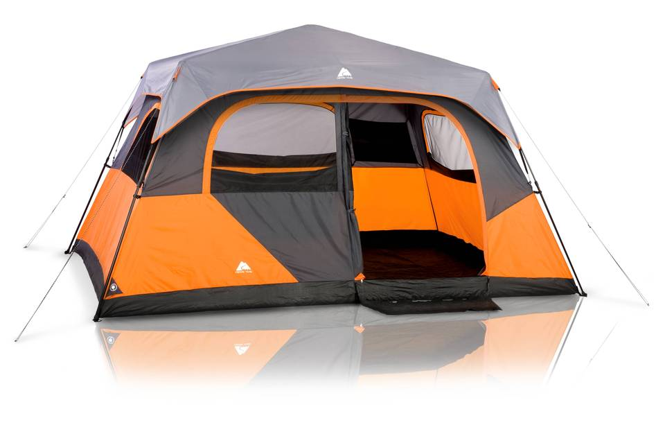 Ozark Trail 6 Person Instant Dome Tent Com  sc 1 st  Dago Update & Ozark Trail 6 Person Cabin Tent Review | Dago Update