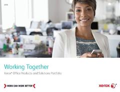 View Xerox Office Portfolio Brochure PDF