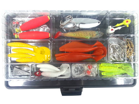 Fishing tackle bundles for Fishing kit walmart