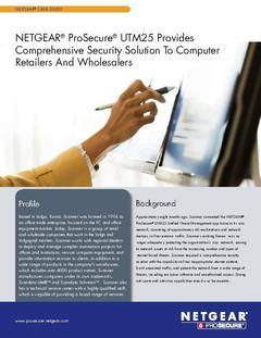 Comprehensive Security Solution