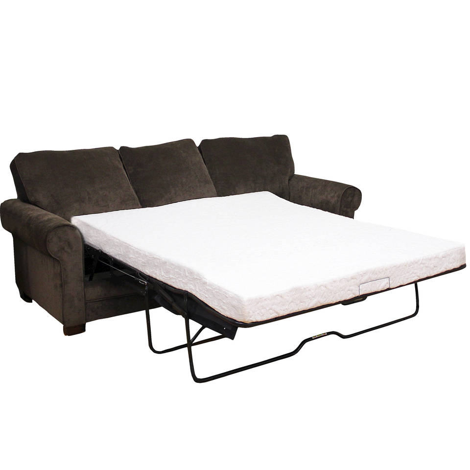 Modern Sleep Memory Foam Sofa Bed Mattress Multiple Sizes - Sleeper sofa matress