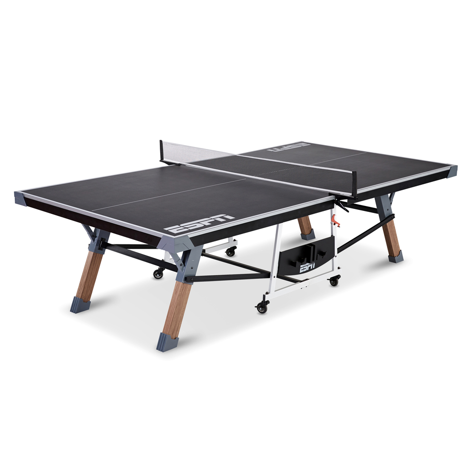 ESPN Official Size Table Tennis Table With Table Cover   Walmart.com