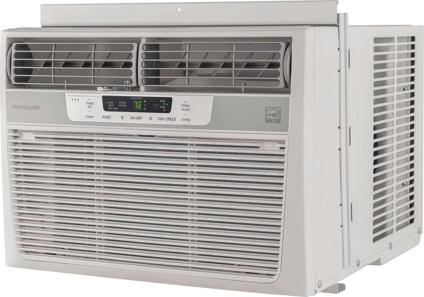 Frigidaire 550-sq ft Window Air Conditioner (115-Volt; 12000-BTU ...