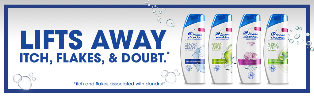 image about Head and Shoulders Coupons Printable titled Mind and Shoulders Clic Fresh new Anti-Dandruff Shampoo, 43.3 fl. oz.