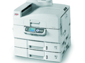 OKI C9650 with 2nd Paper Tray