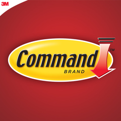 3M Command Damage-Free Hanging Hooks & Strips Value Pack, Medium
