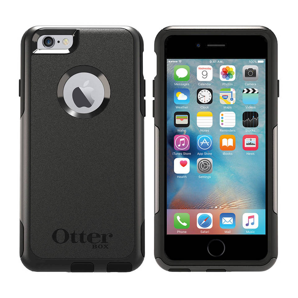 Otterbox Apple Iphone 66s Commuter Case Black Target