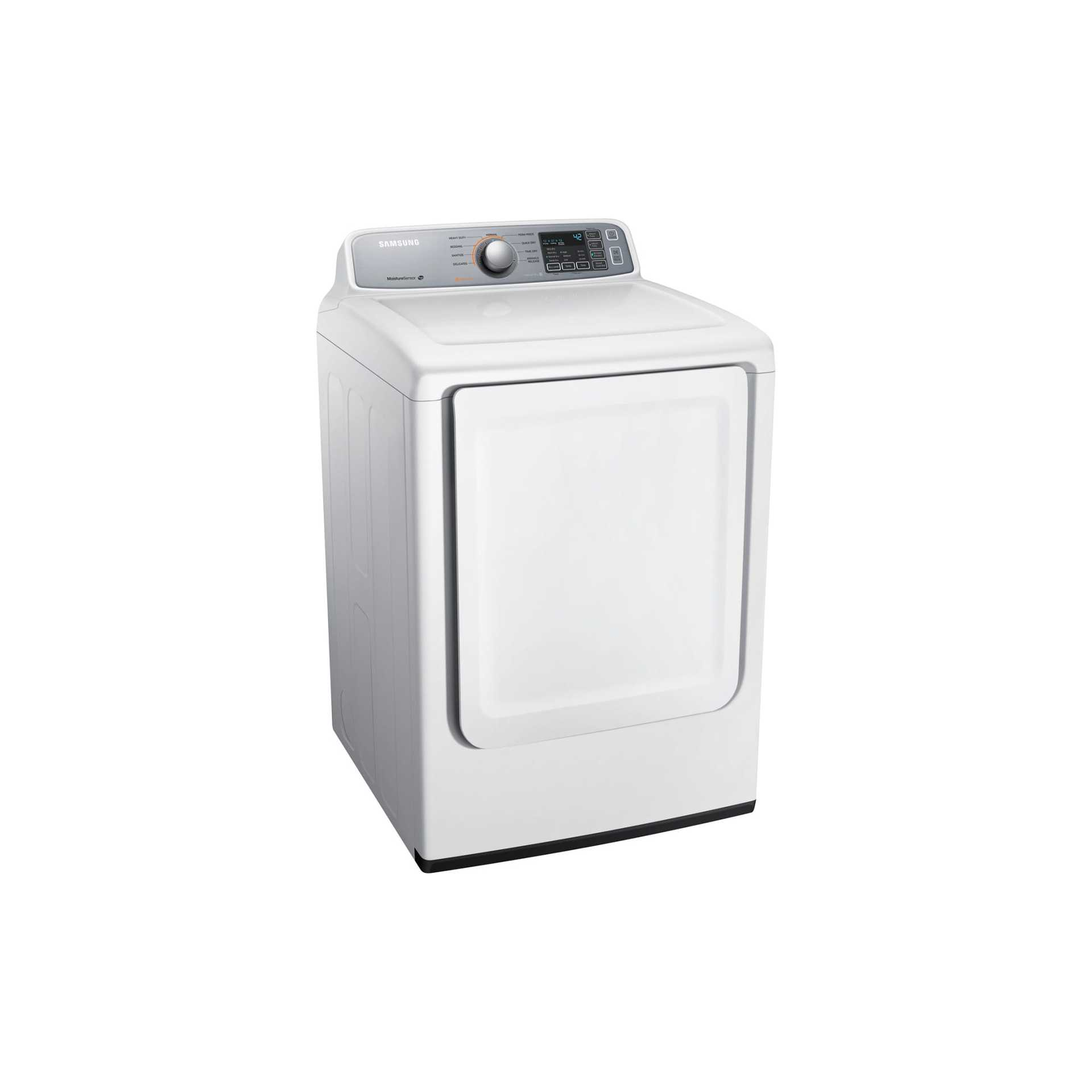 Samsung 7 4-cu ft Electric Dryer (White) at Lowes com