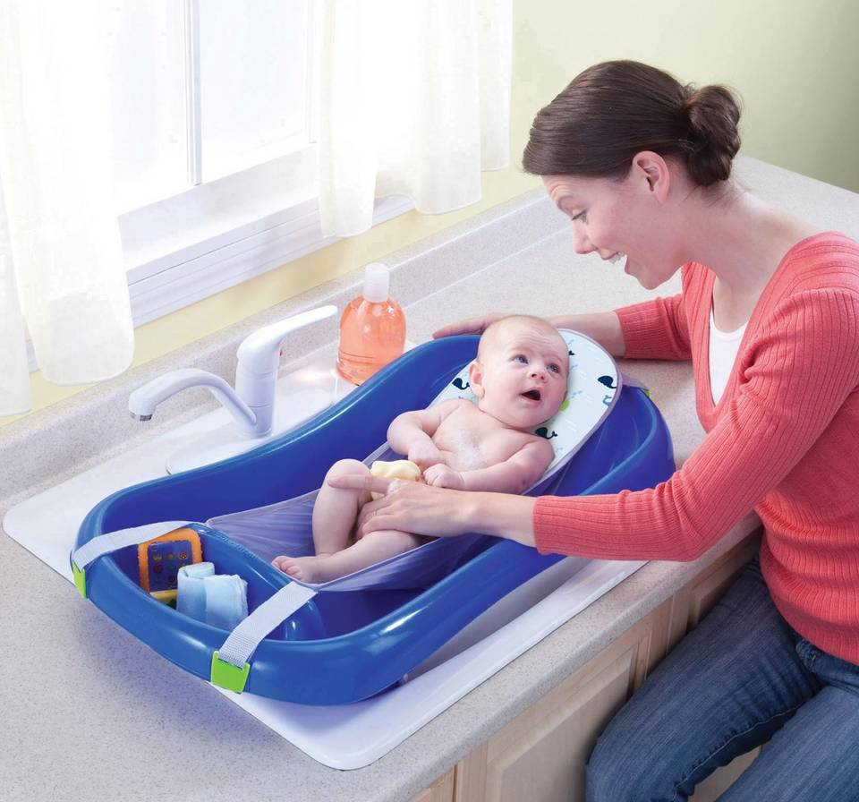 The First Years Sure Comfort Deluxe Newborn to Toddler Tub - buybuy BABY
