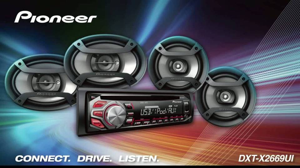 d4e3b0e3 9b8a 4fd8 abf4 e3c0ee5685b3.mov.w960 pioneer complete car audio package, dxt x2669ui, 200w stereo with walmart wiring harness chevy at bayanpartner.co
