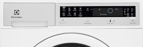 Electrolux Electric Compact Dryer: EFDE210TIW, Controls