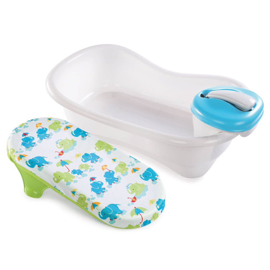 Summer Infant - Newborn to Toddler Bath and Shower Center