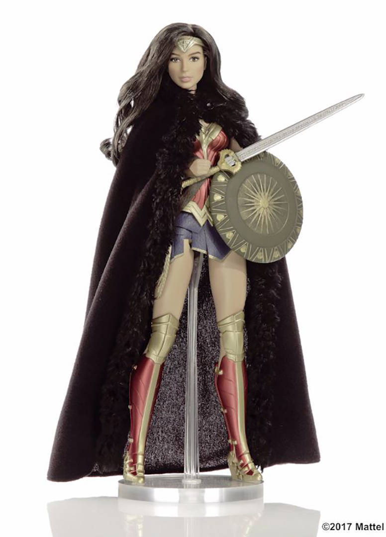 Doll review 2017 black label queen hippolyta doll face three - Barbie Collector Wonder Woman Doll Batman V Superman Daw Flickr