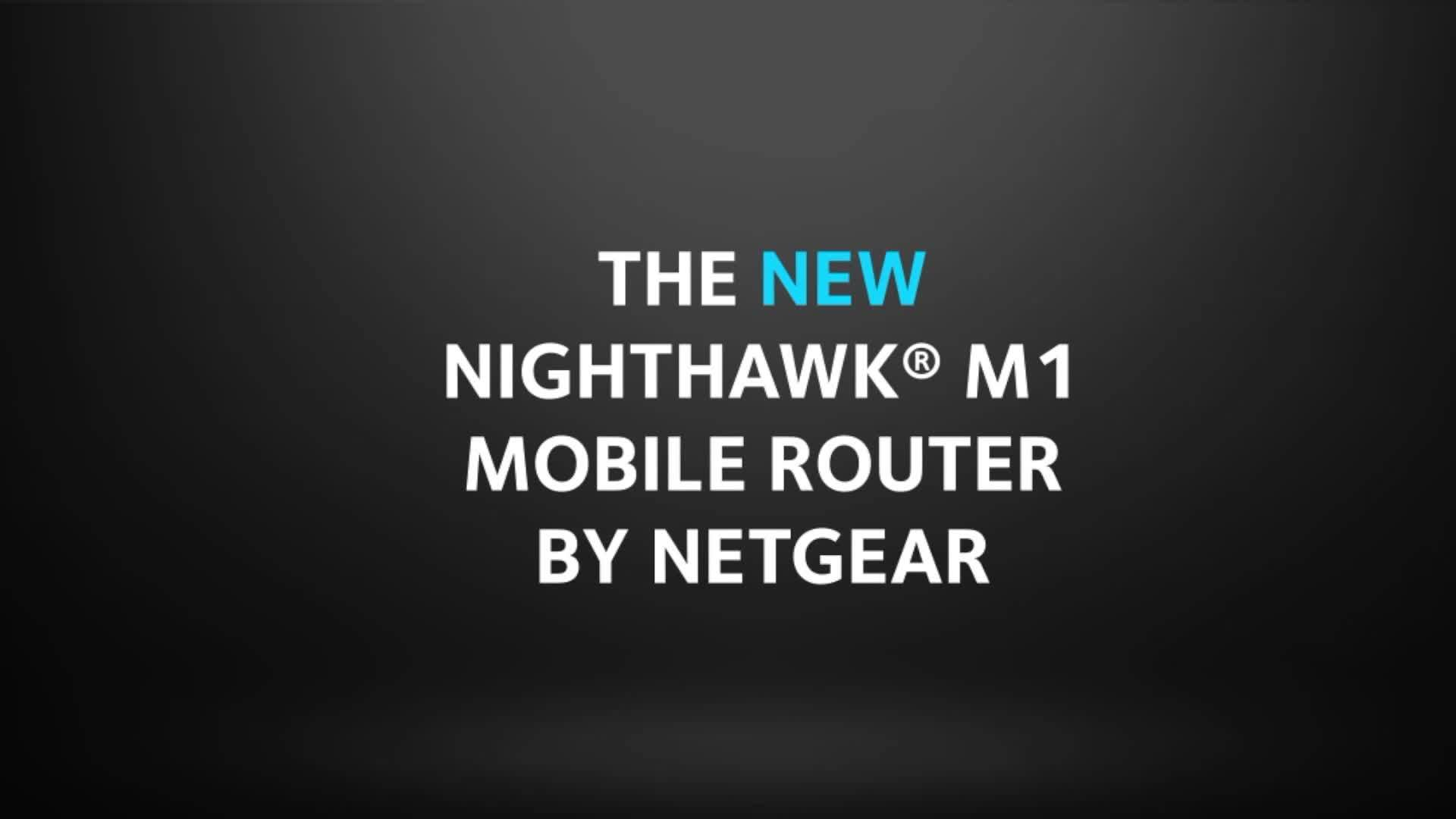 Netgear Nighthawk M1 MR1100 GSM/LTE Unlocked Mobile Hotspot Router -  Newegg ca