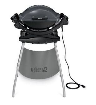 weber q220 1 burner portable lp gas grill with stand. Black Bedroom Furniture Sets. Home Design Ideas