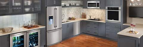 Electrolux Kitchen Vignette