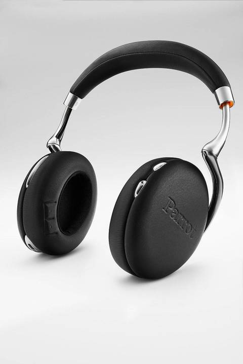72c1e645150 Parrot Zik 3 Bluetooth Wireless Noise-Canceling Headphones Black ...