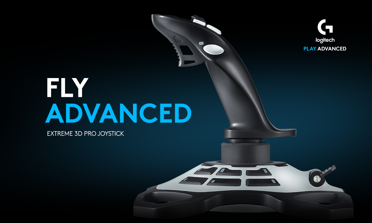 FLY ADVANCED. EXTREME 3D PRO JOYSTICK
