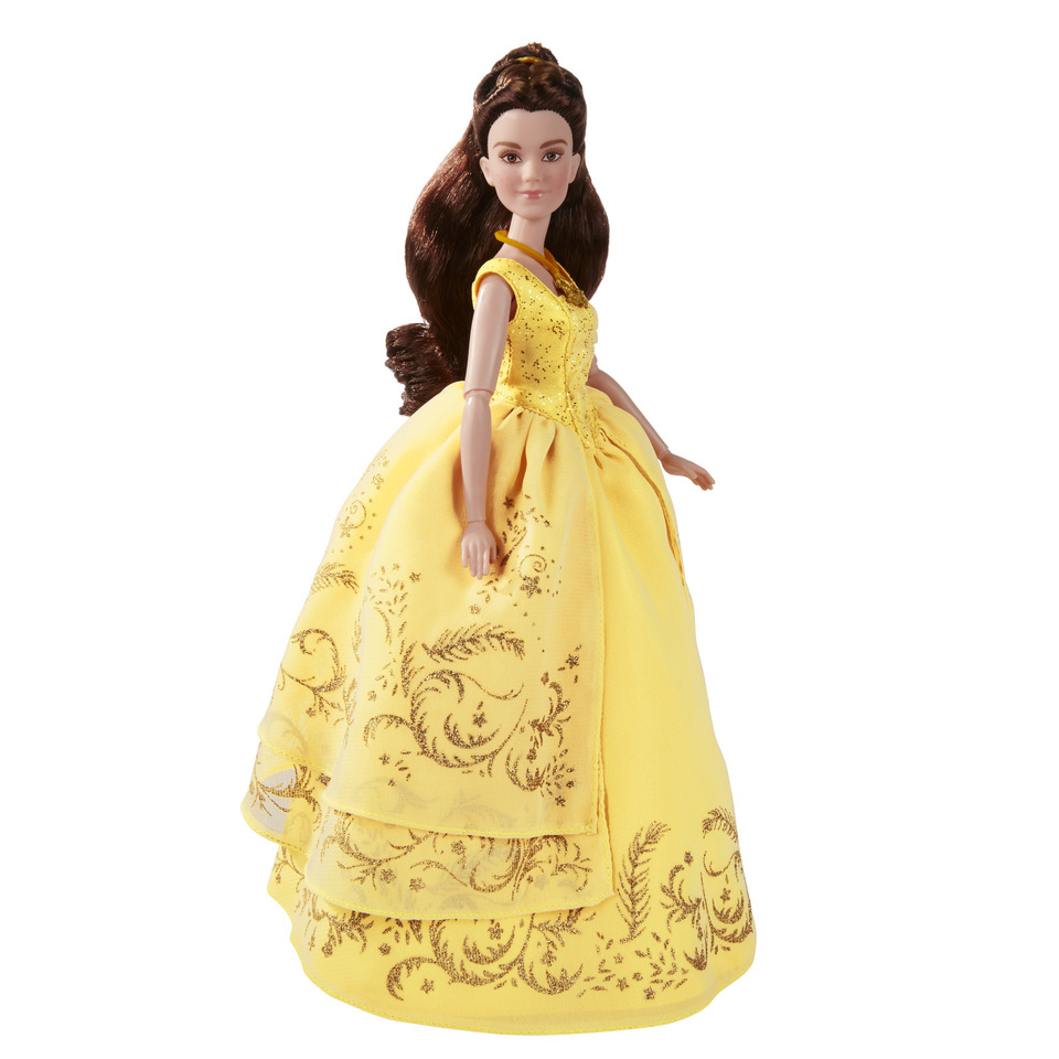 Disney Beauty and the Beast Enchanting Ball Gown Belle | Disney